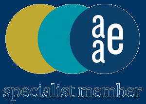 AAE Specialist Member Logo